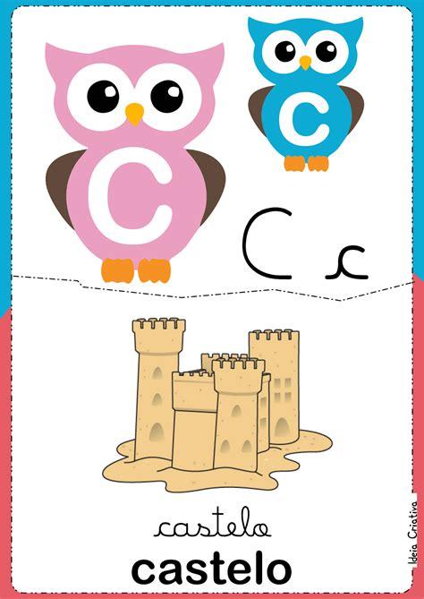 Calendario De Letra Alfabetos Ideia Criativa Alfabeto Para Imprimir Gr 225 Tis