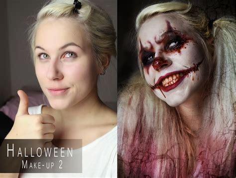 make up 2 glamour darkness halloween make up 2 tutorial