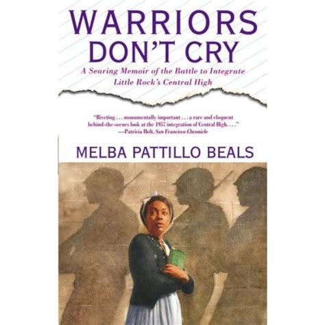 Warriors Don T Cry warriors don t cry a searing memoir of the battle to