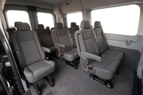 2015 ford transit 150 ecoboost 350hd test motor trend