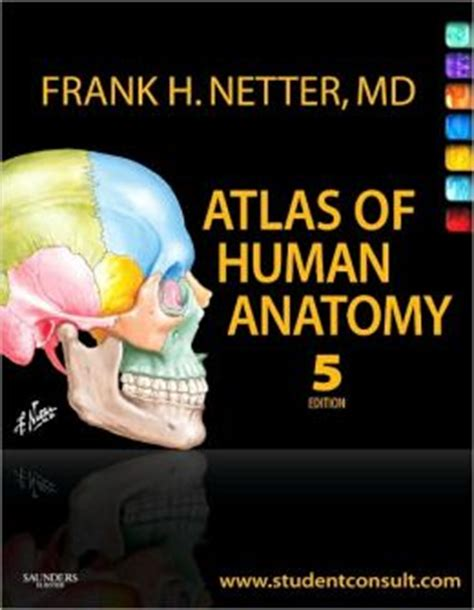 Atlas Of Human Anatomy Frank H Netter 6th Edition atlas of human anatomy with student consult access edition 5 by frank h netter