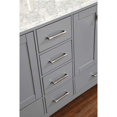grey wood bathroom vanity buy vincent 60 quot solid wood double bathroom vanity in