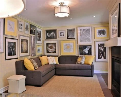 brown grey yellow living room 1000 images about color trend grey yellow on chairs gray and yellow