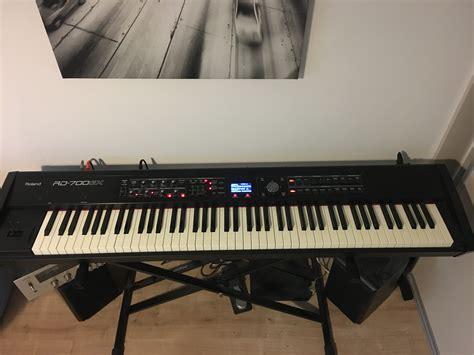 Keyboard Roland Rd 700gx roland rd 700gx image 2060029 audiofanzine