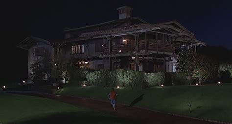 the doc house a quot back to the future quot scavenger hunt what do its locations look like today know