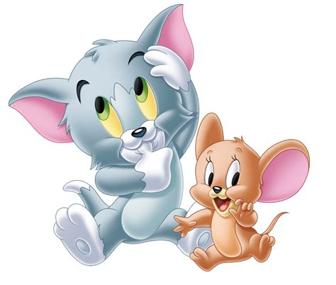 Tom The Baby by Tom And Jerry On Tom And Jerry Coloring Pages