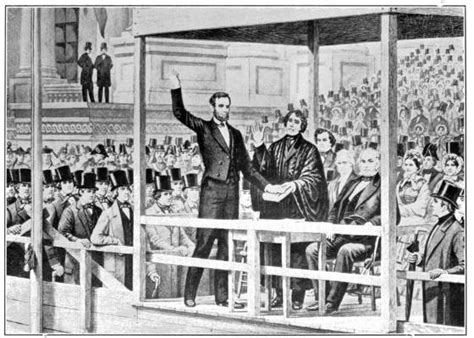 all the presidents tables abraham lincoln s inaugural my civil war obsession january 2017