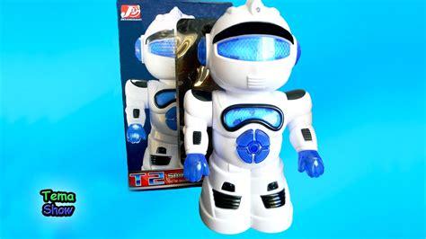 умный робот т2 распаковка smart robot t2 unboxing and play