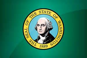 washington state colors flag of washington the official washington s flag