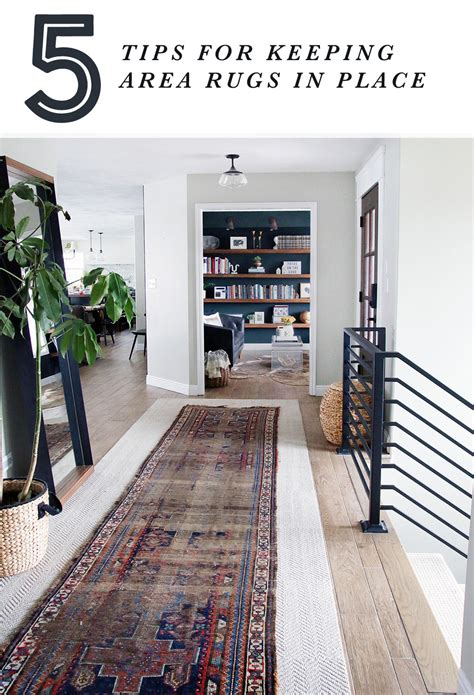 how to keep area rugs in place on carpet 5 tips for keeping area rugs exactly where you want them chris
