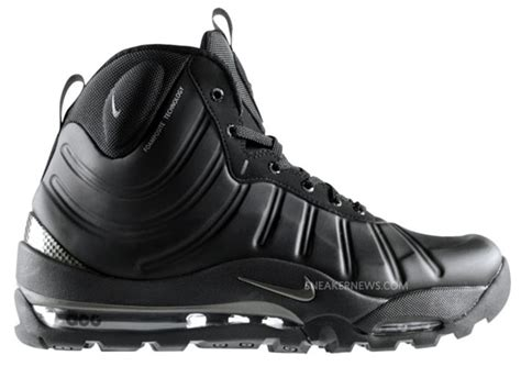 nike air max boots for nike acg air max bakin posite boot black available