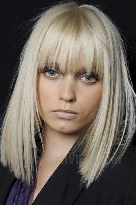 hairstyles blonde with fringe 17 best images about blonde hair on pinterest blonde