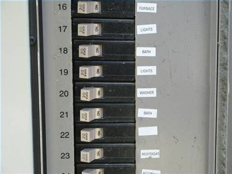 change  fuse box   circuit breaker hunker