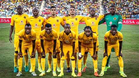senior team kaizer chiefs