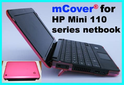 Casing Hp Mini 110 ipearl inc light weight stylish mcover 174 shell for hp mini 110xp series netbook