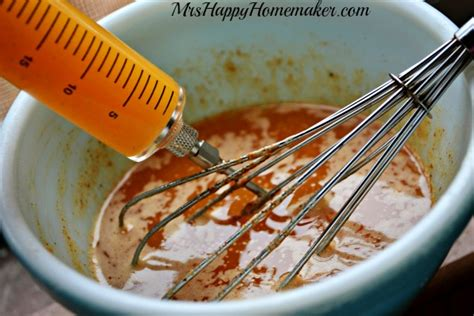 turkey injection recipe for creole butter injection marinade