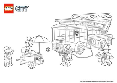 lego city coloring pages print free coloring pages of lego city station