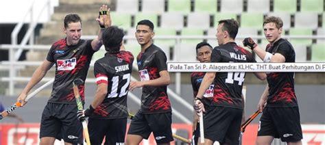 Mewarnai Import 24 pemain import mewarnai tnb liga hoki malaysia 2018