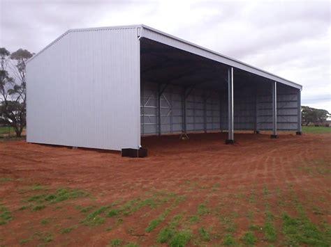 farm sheds wa hay machinery storage sheds aussie sheds
