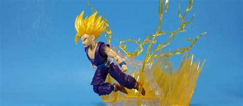 Figurise Aura Effect Yellow bandai figure rise standard aura effects yellow and blue review and pics the fwoosh