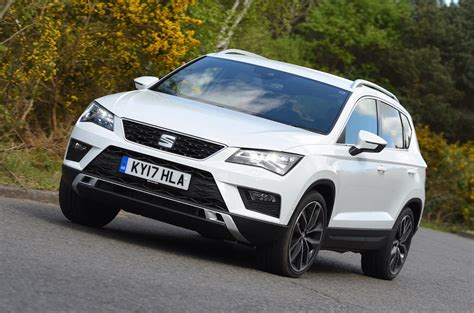 seat ateca xcellence seat ateca 1 4 ecotsi 150 xcellence dsg 2017 review autocar