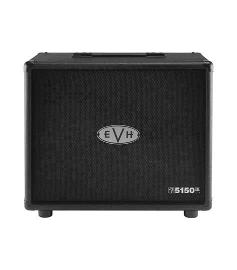 Evh 5150iii 1x12 Cabinet Black Hurricanemusic Fr