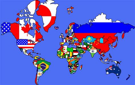 A World Of Candids Nation 6 by Flags And Nations Of The World By 0 Technos 0 On Deviantart