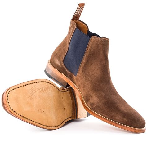 comfortable mens boots r m williams comfort craftsman mens chelsea boots in