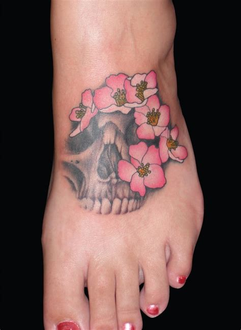 womens skull tattoos designs skull tattoos for all about