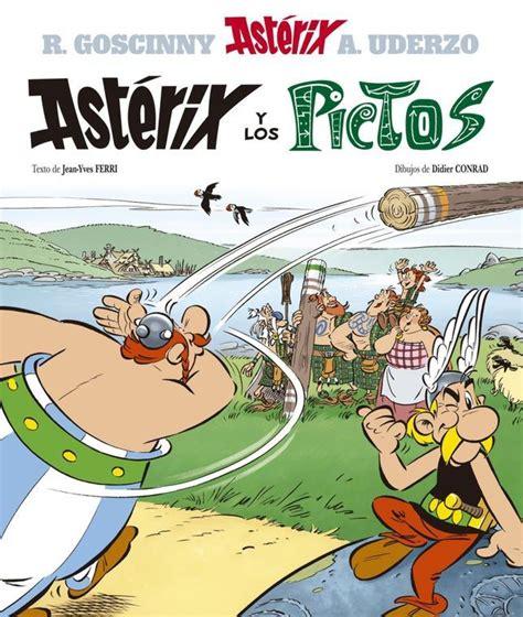 libro asterix spanish asterix la la resurrecci 243 n de ast 233 rix y ob 233 lix
