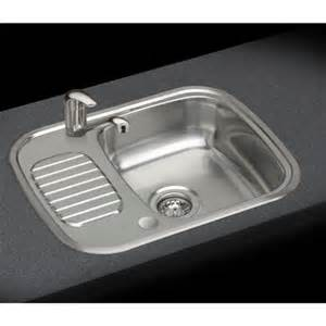 Design Of Kitchen Sink Fitmykitchen Reginox Rl226s Regidrain Single Bowl Sink