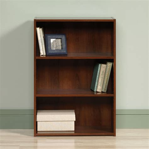 Sauder Beginnings 3 Shelf Bookcase Sauder Beginnings 35 25 Quot Bookcase Reviews Wayfair