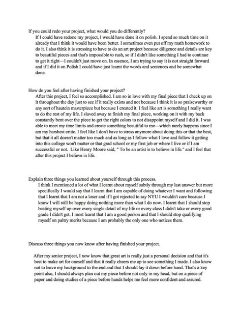 Self Evaluation Letter Template Project Self Evaluation Gustavemonet