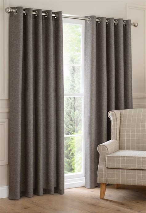 lined draperies montana zinc eyelet lined curtains stock