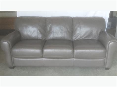 graphite leather sofa graphite grey leather sofa mill bay cowichan