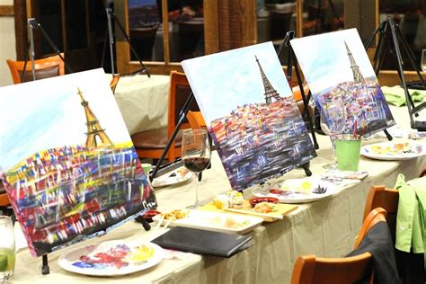 paint nite atlanta paint nite review peachfully chic