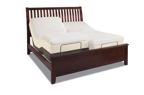 temper pedic bed tempurpedic adjustable bed frame tempurpedic ergo adjustable bases sleep on it