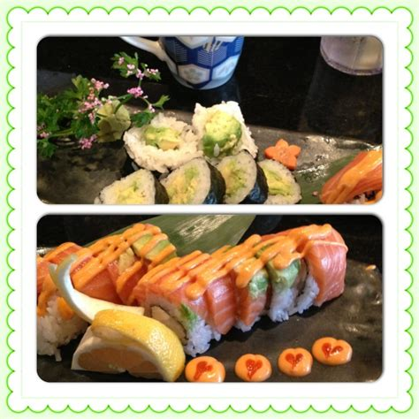 love boat sushi coupons oceanside playboy roll and avocado roll mmm yelp