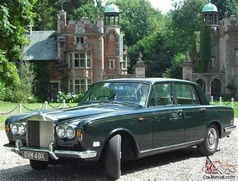 green rolls royce rolls royce shadow bentley brewster green 1971 no rusty