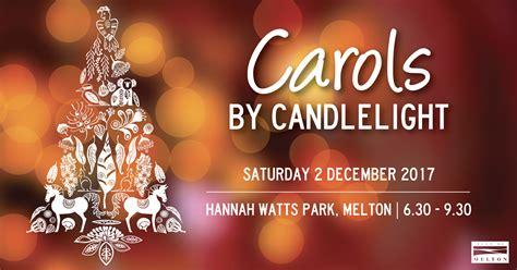carols light carols by candlelight 2017