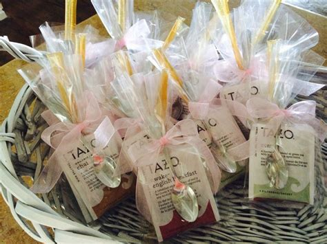 tea party favors ideas  pinterest inexpensive