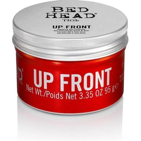 bed head pomade tigi bed head up front gel pomade 95g