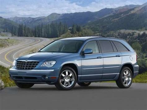 chrysler crossover best used chrysler crossover pacifica autobytel com