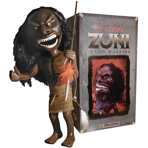 Jelly Water Trans Vivo V5 trilogy of terror zuni doll