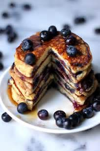 blueberry pancake the blueberry pancakes of your dreams baker by nature