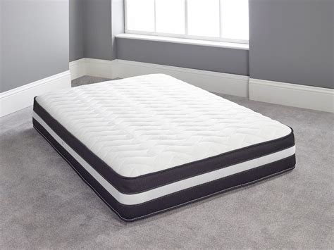 new 3d air flow memory foam orthopaedic mattress 4ft6 depth 6 quot ebay