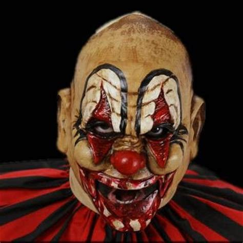 How To Make A Clown Mask Out Of Paper - best 25 clowns ideas on