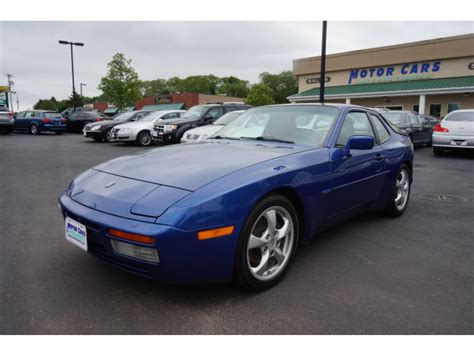 Bs 21 Caters 1991 porsche 944s2 german cars for sale