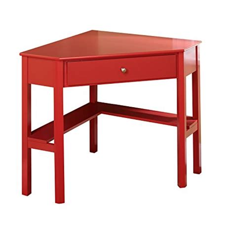 target marketing systems wood corner desk target marketing systems 84007red target marketing systems