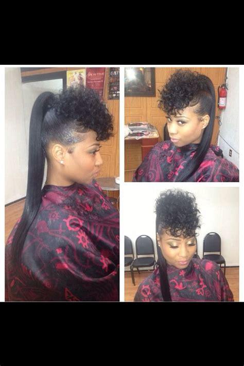 full sew in mohawk on black american best 25 weave hairstyles ideas on pinterest sew in